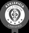 Asklepieia_stamp_certified-greyscale-120x138-u